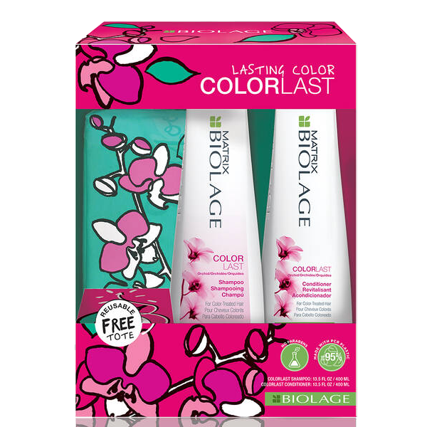 MATRIX BIOLAGE COLORLAST EARTHDAY DEAL