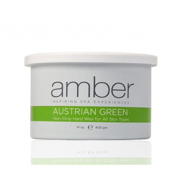 AMBER AUSTRIAN GREEN WAX