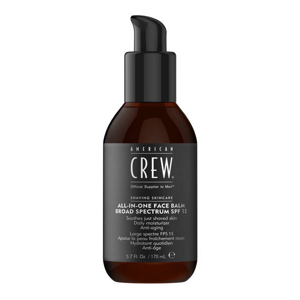 AMERICAN CREW ALL IN ONE FACE BALM SPRF 15 5.7OZ