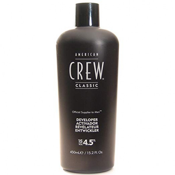 AMERICAN CREW PRECISION BLEND COLOR DEVELOPER
