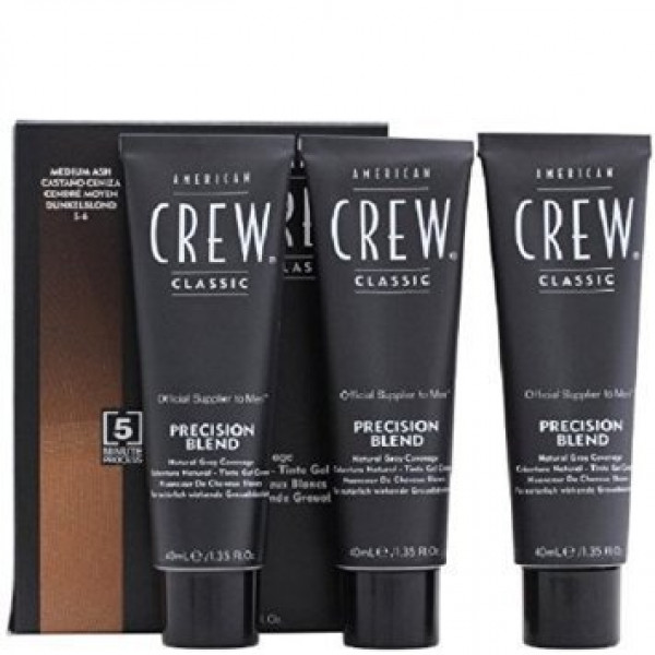 CREW PRECISION BLEND MEDIUM ASH 5-6