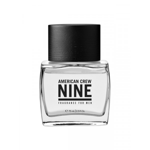 AMERICAN CREW NINE FRAGRANCE BOTTLE