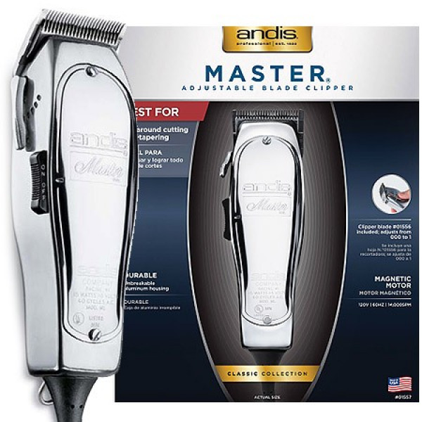 ANDIS MASTER CLIPPER