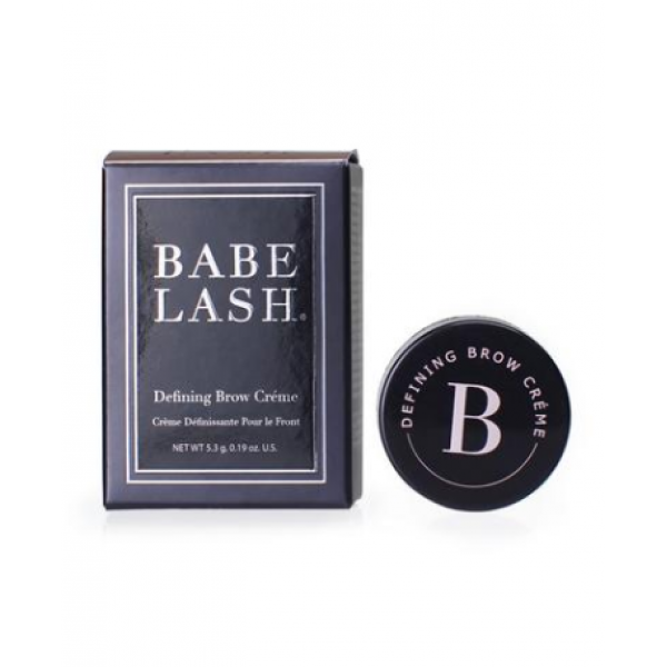 BABE DEFINING BROW CREME  DARK BROWN