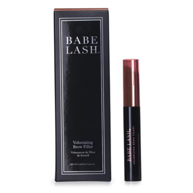 BABE VOLUMIZING BROW FILLER  DARK BROWN