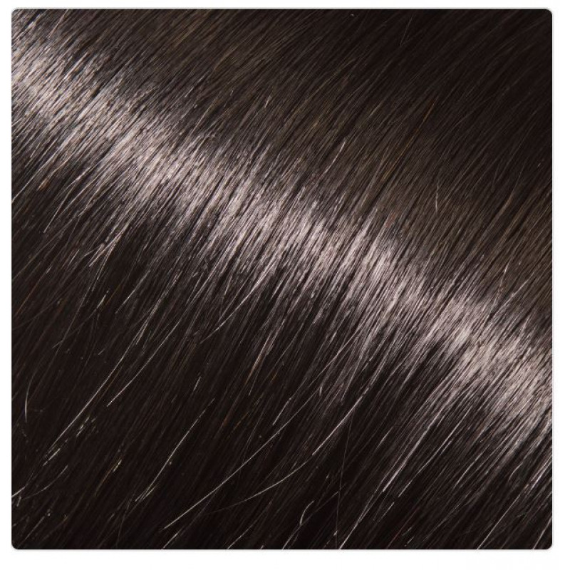 """BABE 18"""" TAPE IN HAIR EXTENSIONS  #1B SUSIE"""