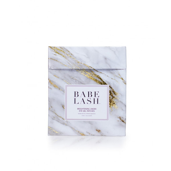 BABE BRIGHTENING UNDER EYE GEL PADS
