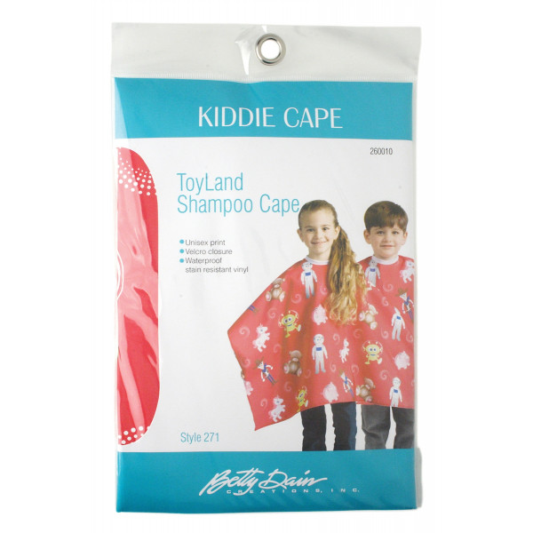 BETTY DAIN KIDDIE CAPE