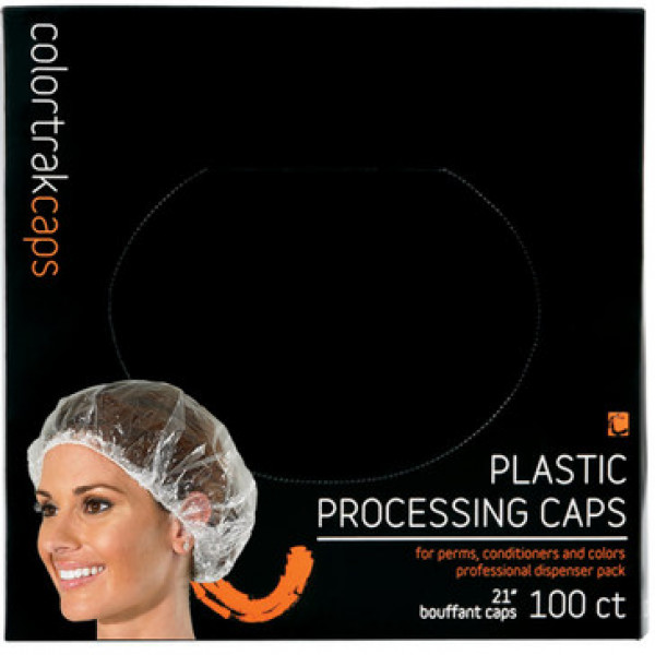 PLASTIC PROCESSING CAPS PK OF 100