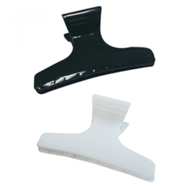 """BURMAX SOFT N STYLE CLIPS BUTTERFLY CLAMP 3"""""""