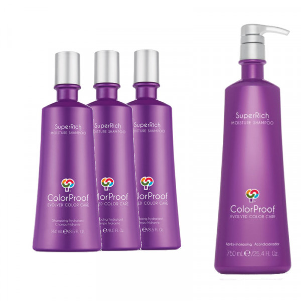 COLORPROOF SUPERRICH SHAMPOO DEAL