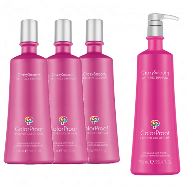COLORPROOF CRAZYSMOOTH SHAMPOO DEAL