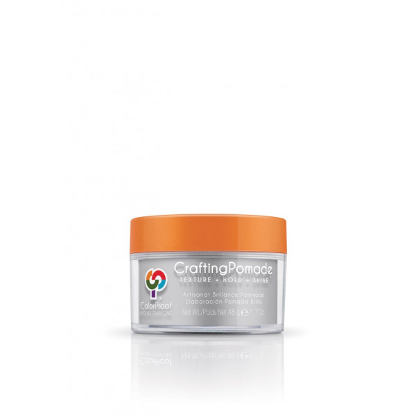 COLORPROOF CRAFTINGPOMADE TEXTURE & HOLD & SHINE