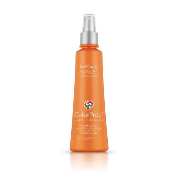 COLORPROOF IRONMASTER & HEAT PROTECTING SETTING SPRAY