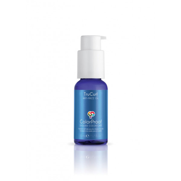 COLORPROOF TRUCURL ANTI-FRIZZ OIL