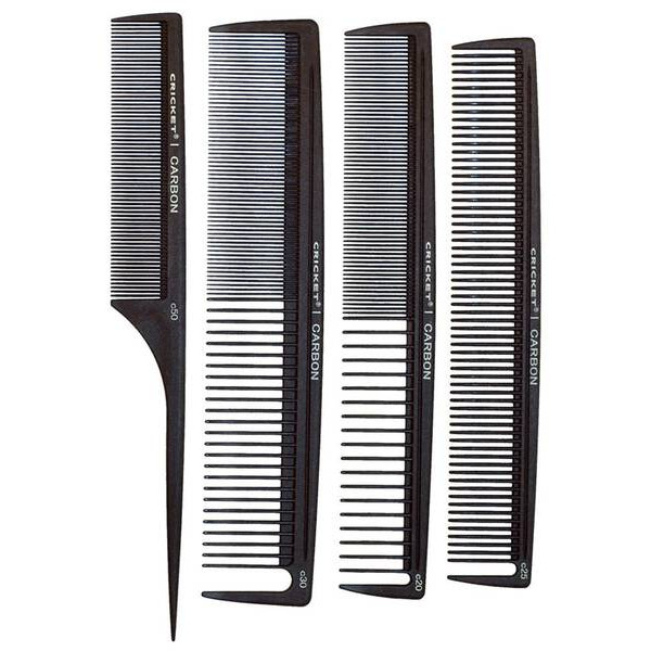 CRICKET CARBON COMBS STYLIST SET