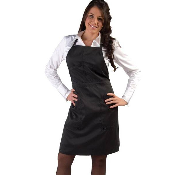CRICKET BLACK STATIC FREE APRON