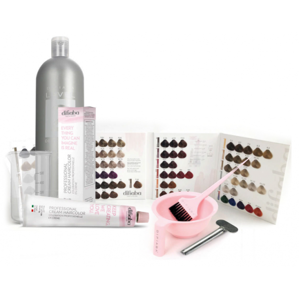 DIFIABA COLOR KIT WITH MINI SWATCH BOOK DEAL