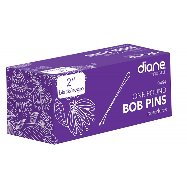 DIANE BOBBY PINS BLACK