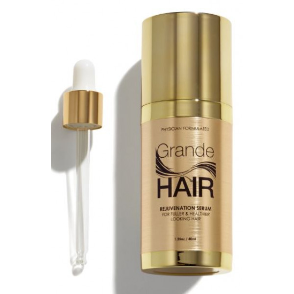 GRANDE HAIR REJUVENATION SERUM  1.4OZ