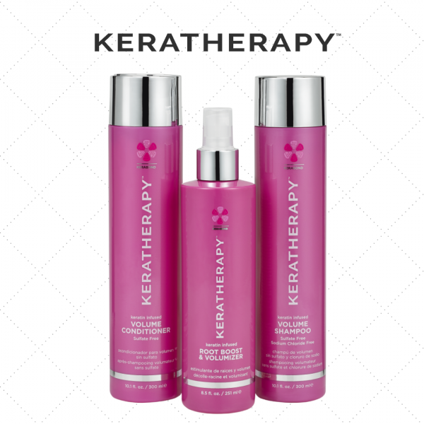 KERATHERAPY VOLUME COLLECTION DEAL