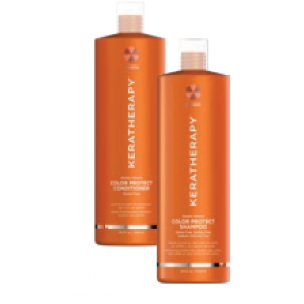 KERATHERAPY COLOR PROTECT LITER DUO