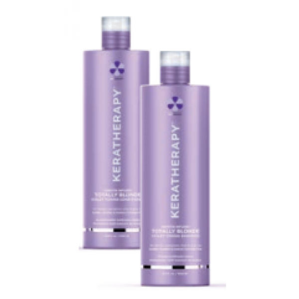KERATHERAY BLONDE LITER DUO