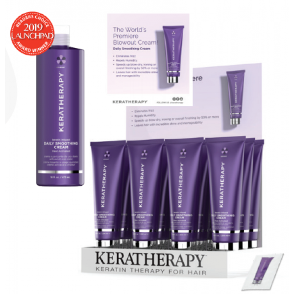 KERATHERAPY DAILY SMOOTHING CREAM DEAL