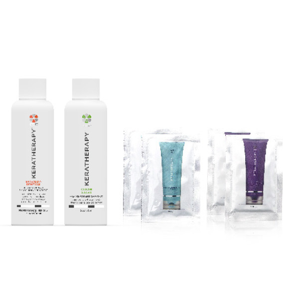 KERATHERAPY BRAZILIAN RENEWAL KERATIN SMOOTHING TREATMENT