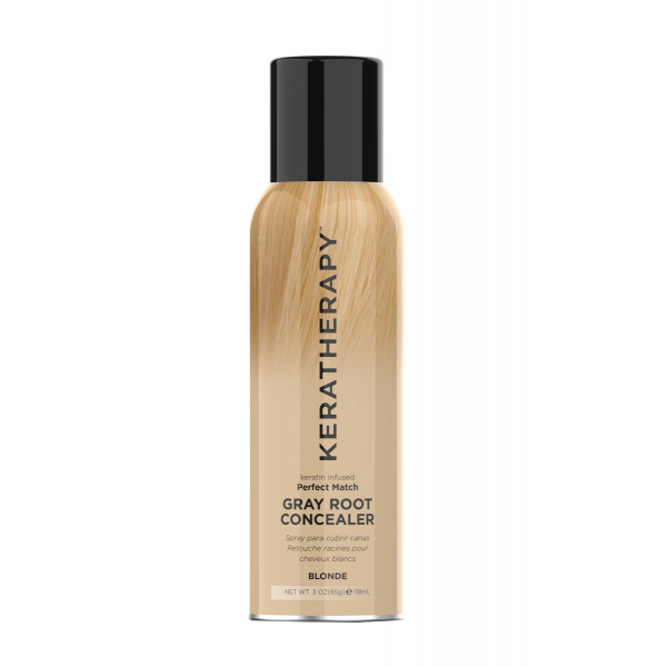 KERATHERAPY KERATIN INFUSED PERFECT MATCH ROOT CONCEALER  BLONDE