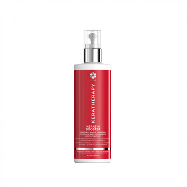 KERATHERAPY KERATIN FORMALDEHYDE-FREE KERATIN SMOOTHING TREATMENT BOOSTER