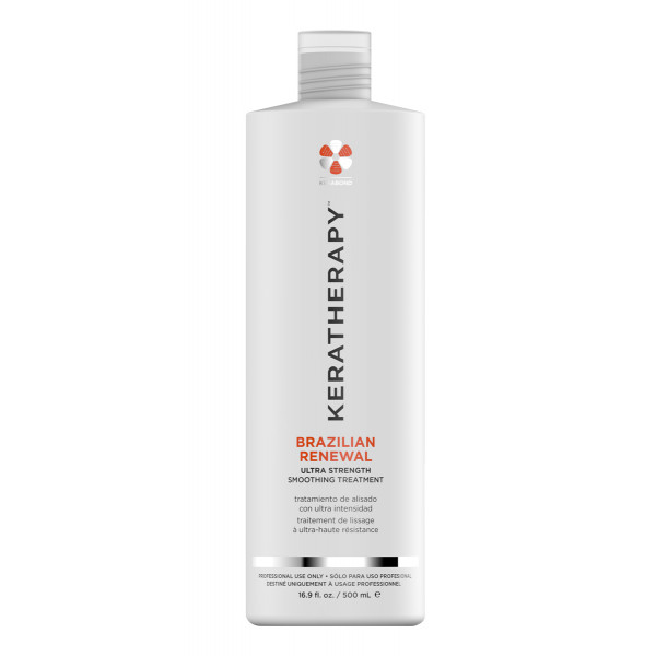 KERATHERAPY BRAZILIAN RENEWAL KERATIN SMOOTHING TREATMENT  16OZ