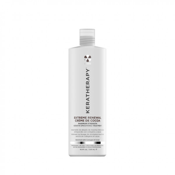 KERATHERAPY EXTREME RENEWAL CREME DE COCOA KERATIN SMOOTHING TREATMENT
