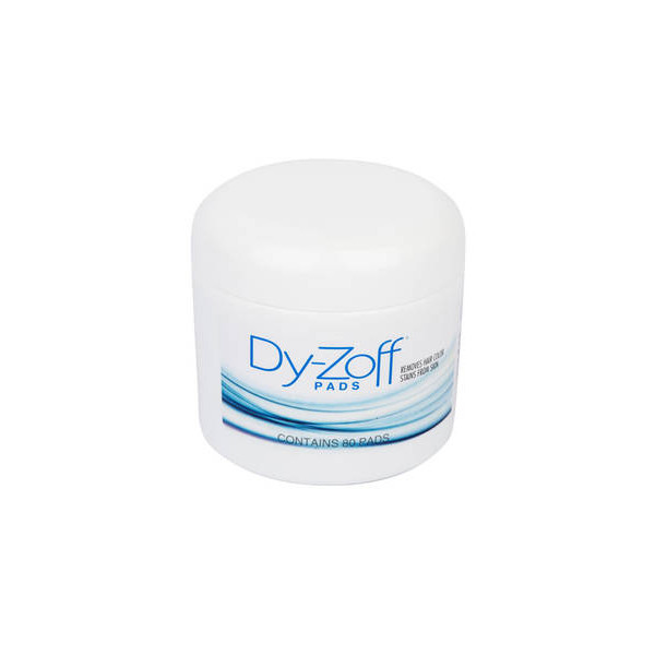 KING DY-ZOFF COLOR STAIN REMOVER PADS