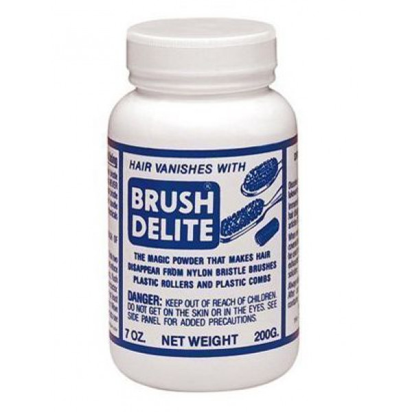KING BRUSH DELITE COMB AND BRUSH CLEANER