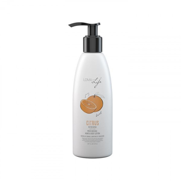 LOMA FOR LIFE BODY LOTION CITRUS