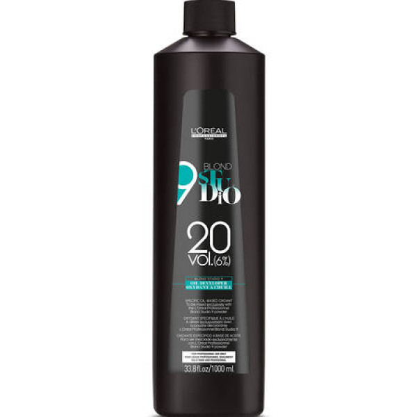 L'OREAL PROFESSIONNEL BLOND STUDIO 9 DEVELOPER 20 VOLUME