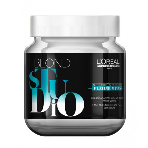 L'OREAL PROFESSIONNEL BLOND STUDIO PLATINUM PLUS AMMONIA-FREE LIGHTENING PASTE