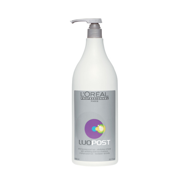 L'OREAL PROFESSIONNEL LUO POST AFTER COLOR SHAMPOO