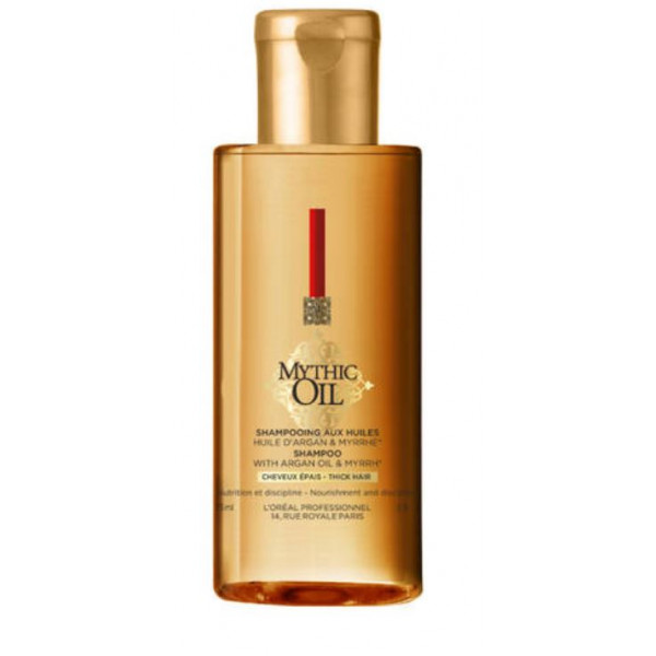 L'OREAL PROFESSIONNEL MYTHIC OIL FOR THICK HAIR SHAMPOO 2OZ
