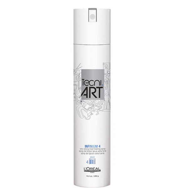 L'OREAL PROFESSIONNEL TECNI.ART INFINIUM 4 STRONG HOLD HAIRSPRAY