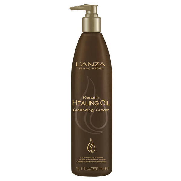 L'ANZA HEALING OIL CLEANSING CREAM 10OZ