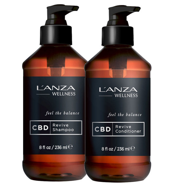 L'ANZA CBD INTRODUCTORY OFFER RETAIL SIZES