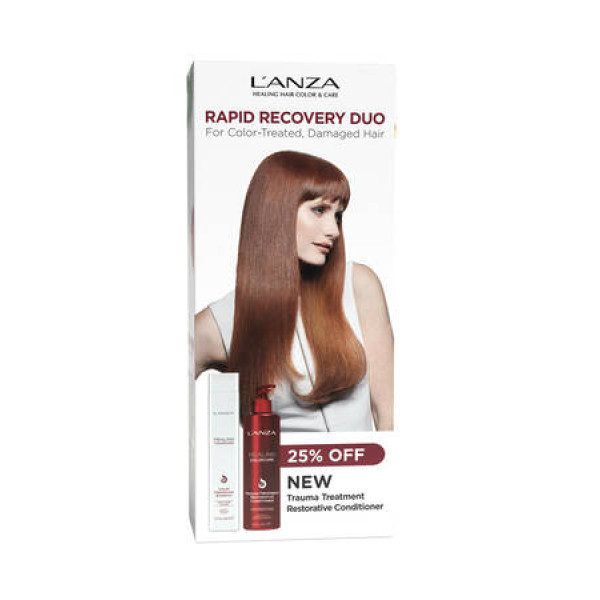 LANZA RAPID RECOVERY DUO BOX SET