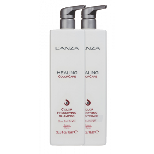 L'ANZA COLOR PRESERVE LITER DUO