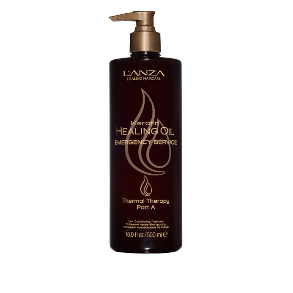 L'ANZA HEALING OIL EMERGENCY THERMAL THERAPY PART A