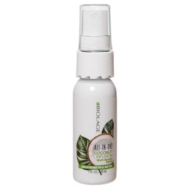 MATRIX BIOLAGE ALL IN ONE COCONUT INFUSION LEAVE IN SPRAY
