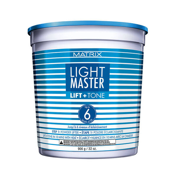 MATRIX COLORGRAPHICS LIGHT MASTER LIFT & TONE POWDER LIFTER  2LB