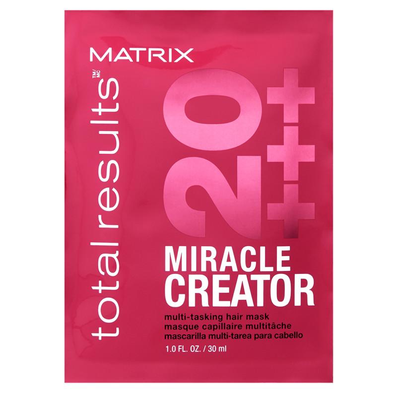 MATRIX TOTAL RESULTS MIRACLE CREATOR MULTI-TASKING HAIR MASK PACKETTE