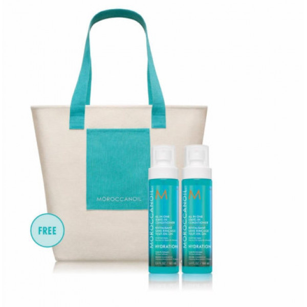 MOROCCANOIL LEAVE-IN & VOLUME MIST WITH BAG